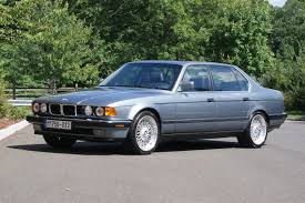 1988 bmw 7 series 1988 bmw 750il with 12k revisit german cars for sale