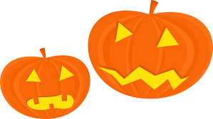 scary halloween clipart pumpkins faces scary halloween png image pictures picpng