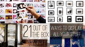 21 wall decoration ideas and creative displays youtube
