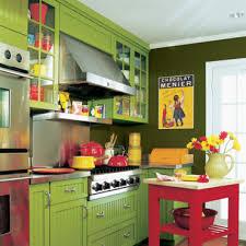 cuisine coloré décoration cuisine colorée cuisines colorées décorations et
