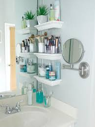 Storage Ideas For Small Bathroom by Best 20 Bathroom Storage Shelves Ideas On Pinterest Decorative