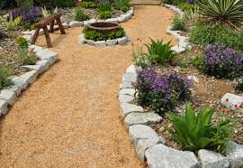 Xeriscape Landscaping Ideas Patio U0026 Outdoor Cool Garden And Greenery For Outdoor Design Using