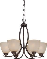 patriot lighting miner collection patriot lighting elegant home miner bronze 4 light chandelier at for