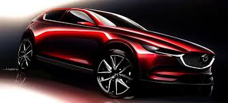 autos mazda 2017 mazda cx 5 getting 7 seat version in japan autoevolution