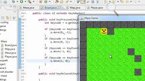 Map Java Java Maze Game Tutorial 6 Finally Collisions Youtube