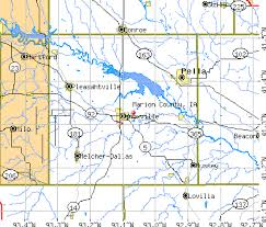 map of iowa towns marion county iowa detailed profile houses estate cost