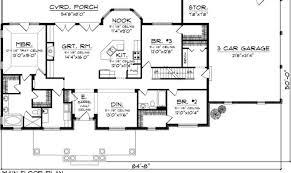 single level house plans 25 fresh single level ranch house plans building plans