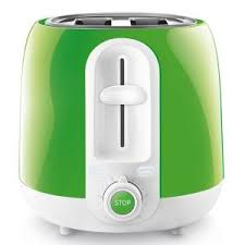 Delonghi Icona Toaster Green Sencor 2 Slice Solid Green Toaster Sts2701gr Naa1 The Home Depot