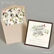Wedding Invitations Photo Cards Floral Wedding Invitations By Soiree Custom Paper U0026 Co