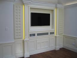 modern media entertainment wall unit white wall units design
