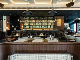 15 best cafe bar u0026 restaurant interior designs ad india