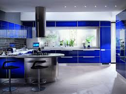 interior decoration for kitchen home blue kitchen interior design ideas artdreamshome