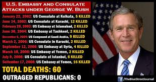 Benghazi Meme - 13 benghazis that happened under bush viral meme taken apart