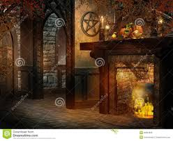 Fireplace Room by Fantasy Tavern With A Fireplace Stock Photos Image 23125703