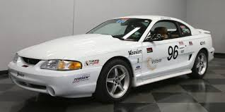 2016 Cobra Mustang 1995 Ford Mustang Svt Cobra Prototype Sold Ford Authority