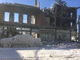 a southern ohio landmark restaurant has been badly damaged by fire a southern ohio landmark restaurant has been badly damaged by fire the historic emmitt house