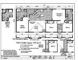 pinecrest modular ranch pg311a find a home commodore homes