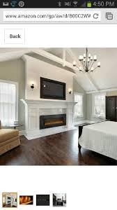 Electric Fireplace Wall by 30 Best Fireplaces Images On Pinterest Fireplace Ideas