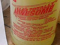 awesome degreaser totally awesome degreaser rc groups