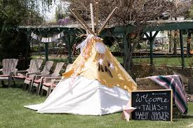 Wedding In My Backyard Meet Me In My Teepee U2013 A Native American Inspired Boho Baby Shower