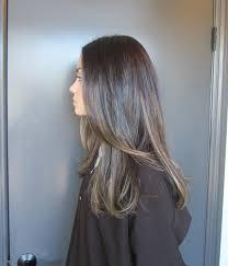 highlights to hide greyhair grey highlights in dark brown hair hairstyles for girls