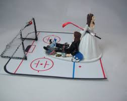 Hockey Cake Decorations House Divided Football Steelers Cowboys Or Your Teams Team