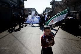 Rebel Syrian Flag Syria Child Soldiers Rebels Using Children In War Human Rights