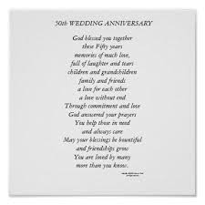 50th wedding anniversary poems 50th wedding anniversary poem