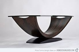 center tables 15 modern center tables with curves home design lover