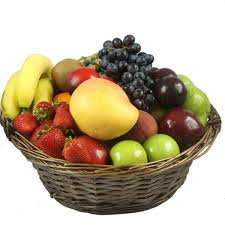 fruit baskets fresh fruit basket valley hers