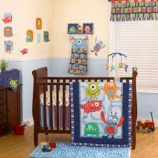 baby boy monster nursery colorful monsters cheap baby boys