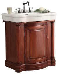 40 Inch Bathroom Vanity Cabinet Wingate Vanity Deep Cherry 30