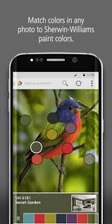 How To Get A Paint Chip For Color Matching Colorsnap Visualizer Android Apps On Google Play