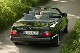 mercedes ce mercedes history the mercedes 124 series cabriolets