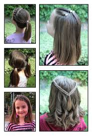 haircuts for 9 year old girls 9 year old girl hairstyles fade haircut