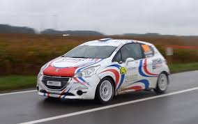 peugeot france peugeot 208 r2 on the road great sound rallye de france wrc