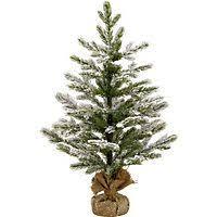 Homebase Christmas Decorations Half Price by Set Of Three Pre Lit Table Top Alpine Trees Christmas Tree