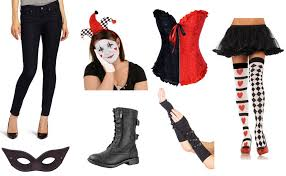 Harley Quinn Halloween Costume Diy Harley Quinn Costume Diy Guides Cosplay U0026 Halloween