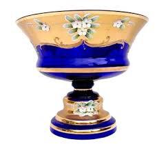 Enamel Vase Vintage Venetian Vase With Gold U0026 Enamel Work Buy Antique