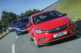vauxhall ford new vauxhall astra versus ford focus and seat leon comparison