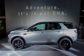 land rover discovery sport 2014 land rover discovery sport brings a taste of adventure to holiday