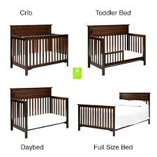 Converting Crib To Toddler Bed Toddler Cribs Crib Rail Walmart Best Childrens Jardine Bed