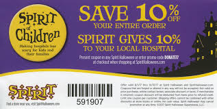 in store spirit halloween coupons community events calendar giving to golisano children u0027s hospital