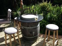 Wine Barrel Bar Table Wine Barrel Bar Table Melbourne Wine Barrel Bar Table Perth Wine