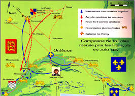 Battle Of New Orleans Map by In Joan Of Arc U0027s Footsteps