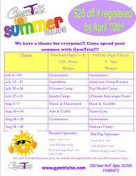 theme weeks summer camp summer ideas