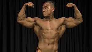 isa bodybuilders place the north west star