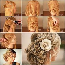 wedding hairstyles step by step instructions 15 beautiful wedding updos pretty designs