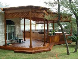 Patio Ideas For Small Backyard Pergola Design Amazing Pergola Patio Designs Ana White Attached