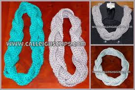 braided scarf calleigh s crochet creations free crochet pattern